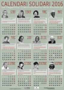 Calendari Solidari 2016 Agenda Llatinoamericana