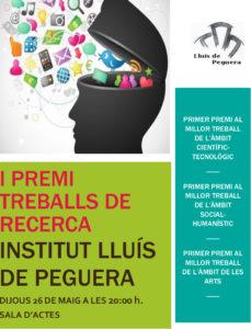 Premi TdR Lluís de Peguera