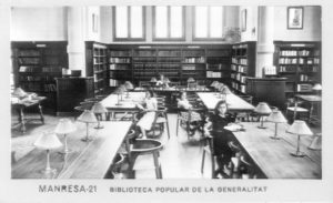Biblioteca anys 30